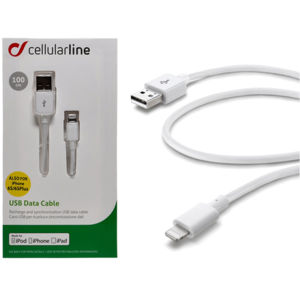 CL USB Data Cable für iPhone
